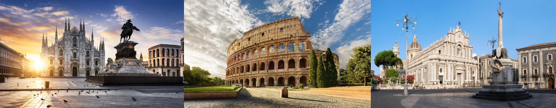 Servizio ACBF per tutta Italia